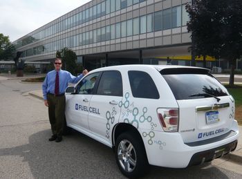 GM fuel cell
