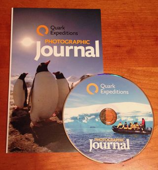 Quark photo journal