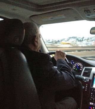 Uber driver2