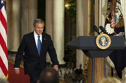 Bush final speech