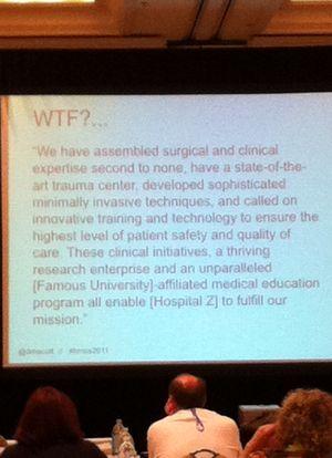 Hospital mission statement
