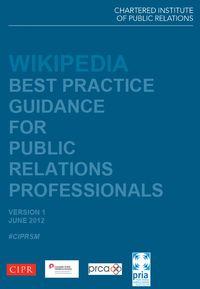 CIPR Wikipedia guide
