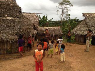 Cangandi Villagers