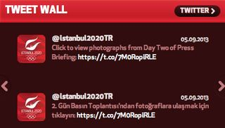 Istanbul twitter