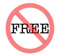 Not free