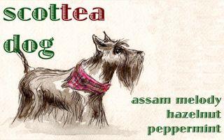 Scottea Dog Tea