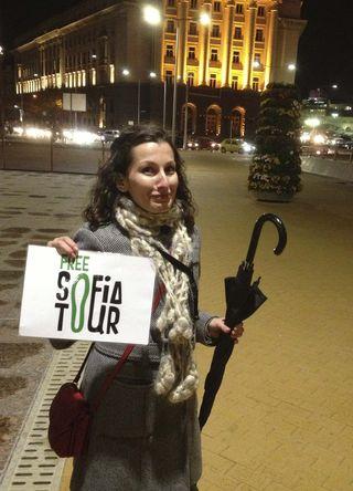 Free Sofia Tour Ina