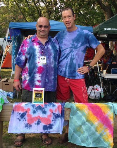 Free tie dye t shirts