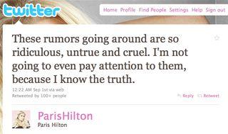 Hilton_tweet