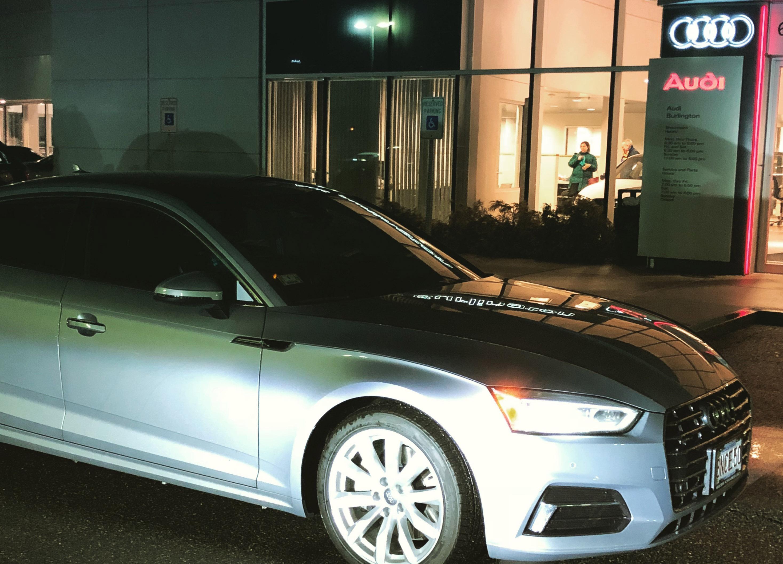 Audi dealer