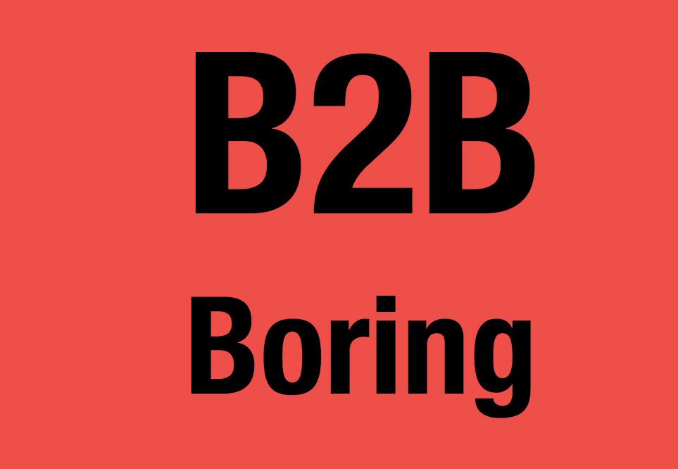 B2B_boring