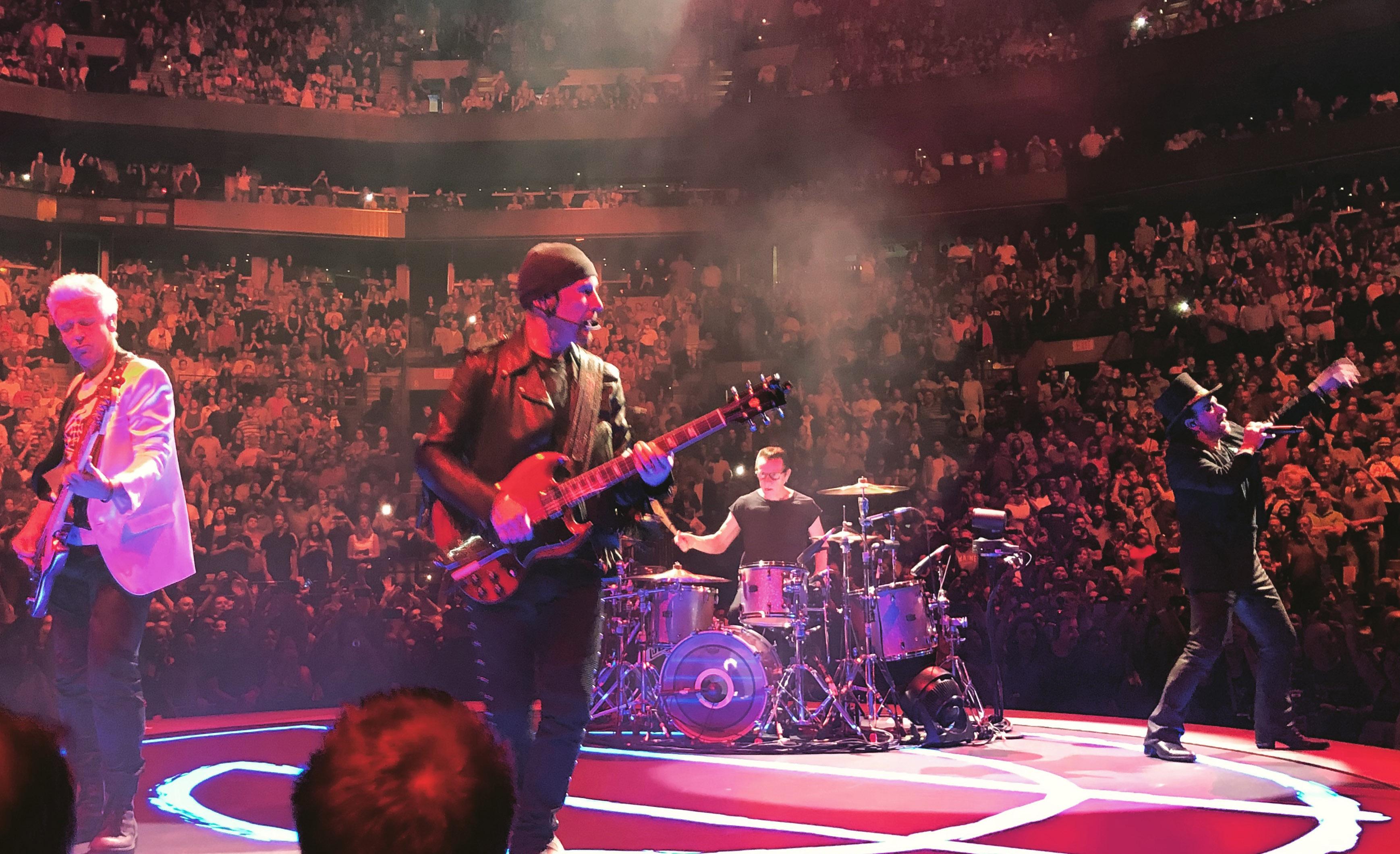 U2 Boston 2018